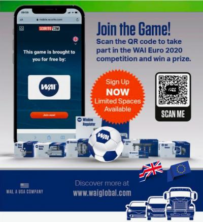 WAI EURO2020 Game