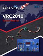 VRC2010 Tester Manual 2015