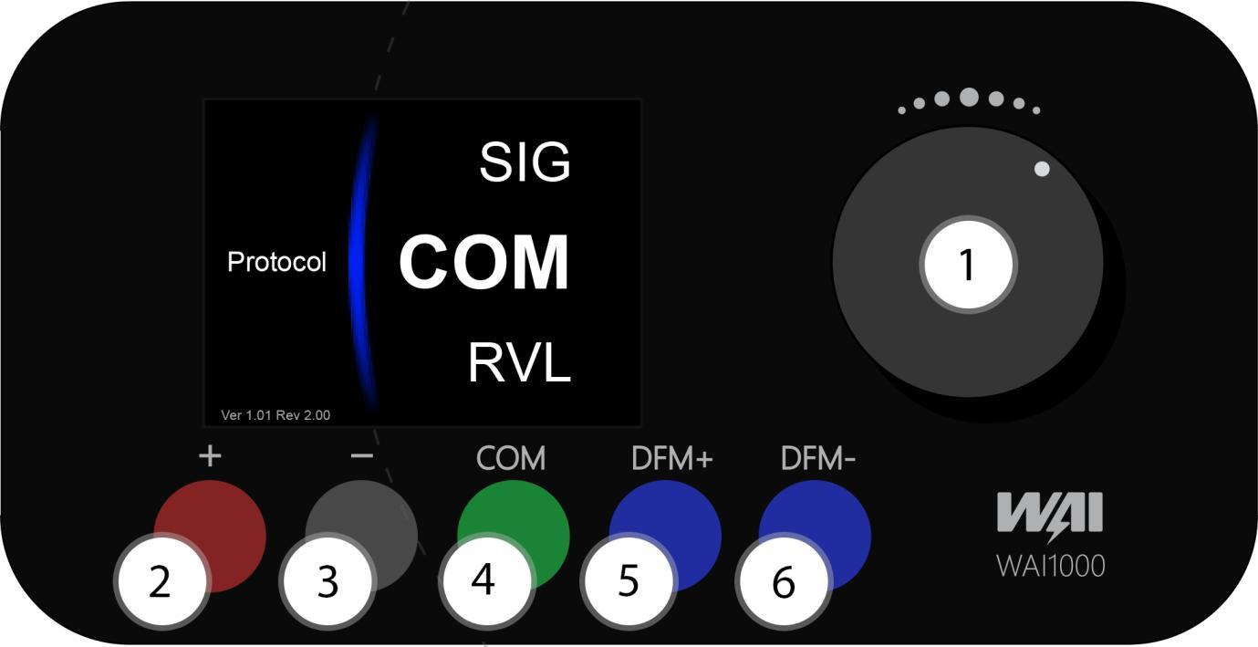 VRC2012-COM Tester