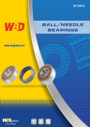 Ball/Needle Bearing