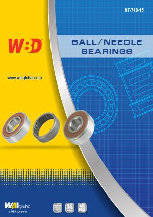Ball/Needle Bearing