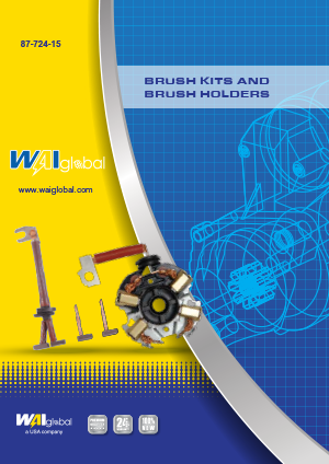 Europe - WAI Brush Kits and Brush Holders