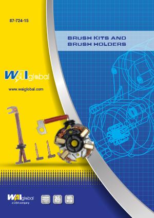 Europe - WAI Brush Kits and Brush Holders