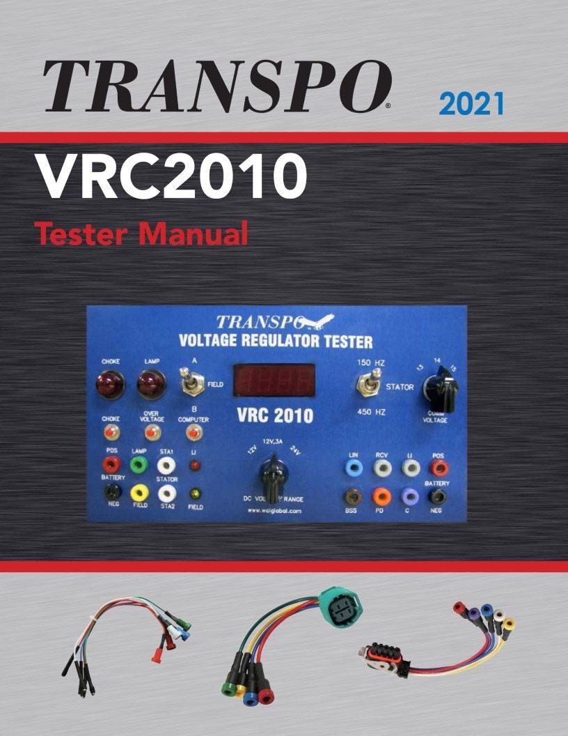 TRANSPO VRC2010
